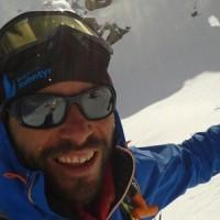 Julien Turin är en erfaren skidguide och kajakinstruktör