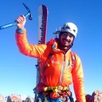 Tovo Spiral har varit offpist guide och bergsguide sen 5 år